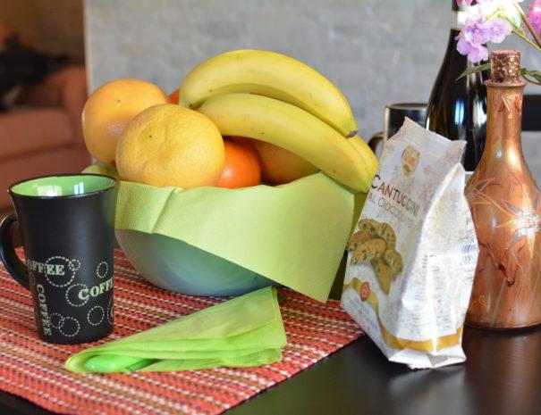 Frutta e colazione